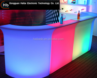 sex toy for man led furniture modern portable plastic led glowing bar counter