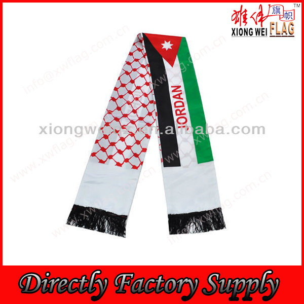 new style soccer fans scarves