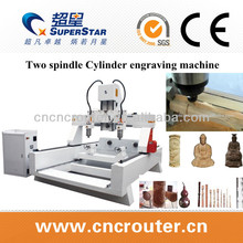 3 D CNC Wood Carving Machine for sale