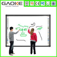 Manufacturer 23 years Multi touch OEM ODM SKD 82inch size smart digital board for classroom