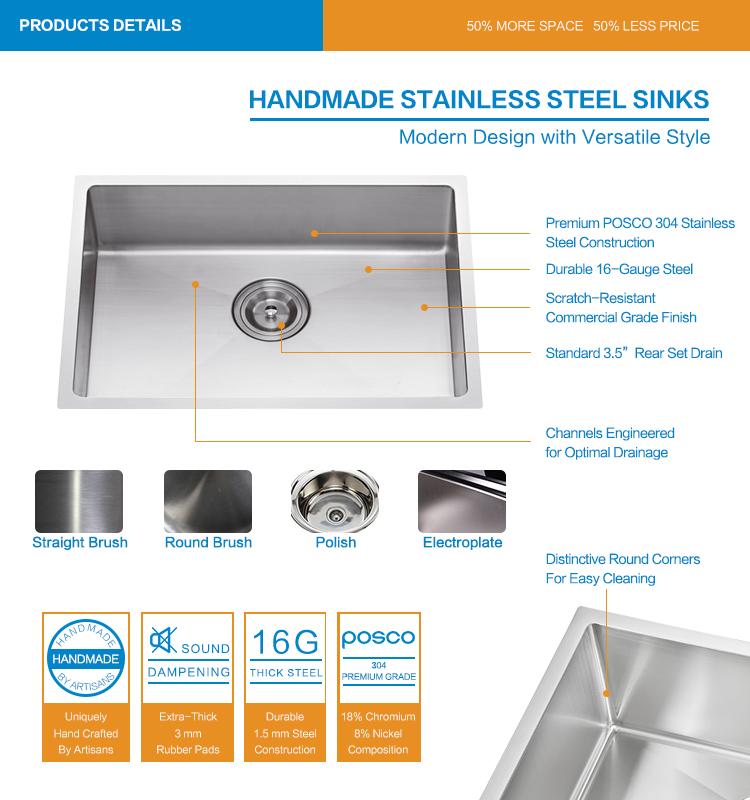kitchen sink undermount