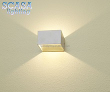 Indoor Led Decorative Wall Mount Up And Down Led Wall Light For Wholesale/Retail