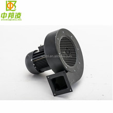 120W/ 250W/ 370W centrifugal fan Air blowers used for plastic extruder/small size fan
