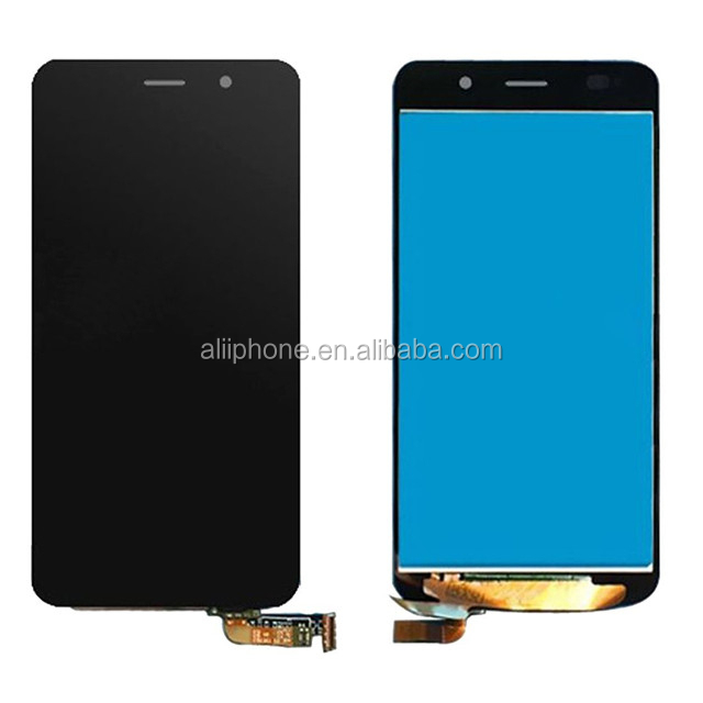 replace phone LCD Display and Touch Screen Digitizer Assembly for Huawei honor 4A Y6