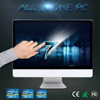 Embedded Industrial PC Monitors with IPS All In One 12v china supply