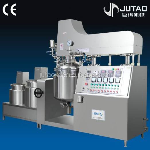 lotion/paste/cream making machine cosmetic manufacturing equipment