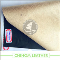 Cheap faux suede leather fabric/leather upholstery fabric/leather car seat fabric