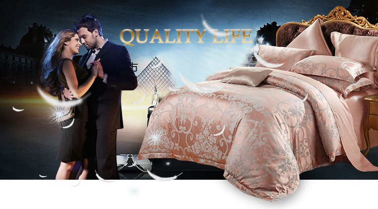 Hot Sale 100%cotton Home textile Reactive Printing duvet set