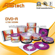 Excellent compatibility blank dvds cheap price