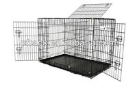 PF-PC168 strong stainless steel dog cage