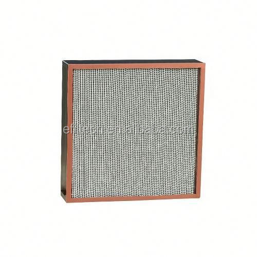 ULPA H12 H14 U15 U16 U17 Cleanrooms Air Filter electrolux vacuum hepa filter