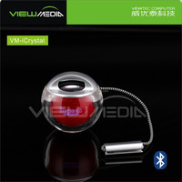 2015 Bluetooth Speaker musical horn for Use VM-iCrystal