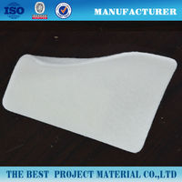 Nonwoven PP geo textile needle punched short fiber for road (China manufacturer)