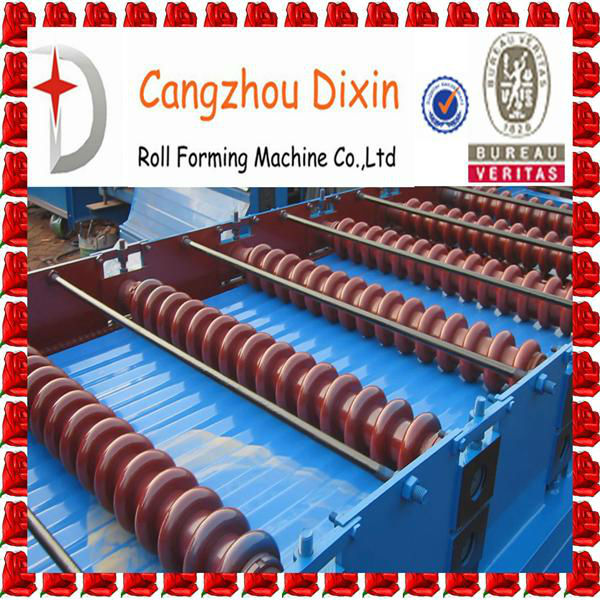DIXIN durable 850-65-13 tile hydraulic mold plant
