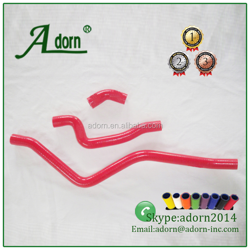 Motorcycle Silicone hose kits for YAMAHA RAPTOR 660 2002