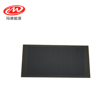 high efficiency 6V/6W 290*145*1.6mm Small semi flexible solar panel for Solar-powered backpacks