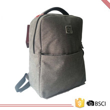 2017 high quality canvas sturdy strong stylish camera backpack bag