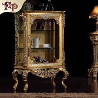 French furniture-antique reproduction french furniture- golden foil royalty classic cellaret-italian french antique furniture
