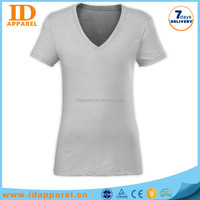 cheap lady t-shirt for gym , promotion run t shirt design