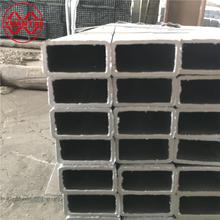 pre gal and rectangular 30*30 box section stkr400 square steel tube