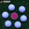 Wholesale crazy tournament golf balls three piece novelty