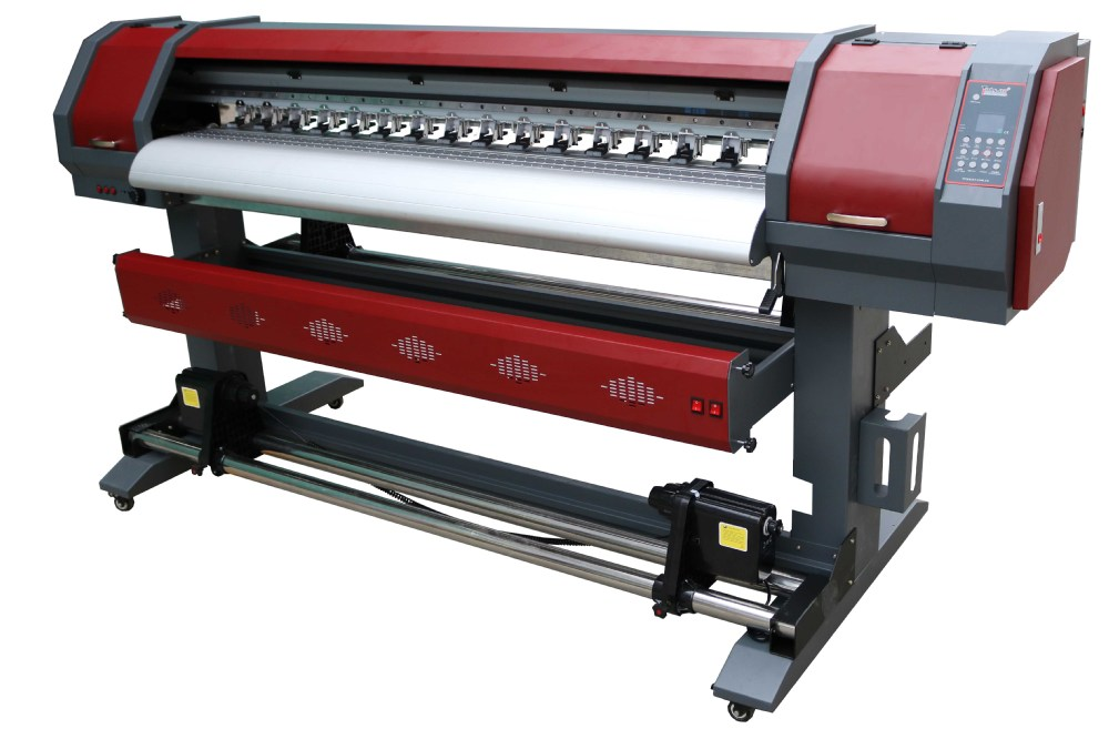 Titanjet 1671C paper cutter machine cutting plotter printing 1600MM with dx7 printhead