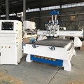 3d automatic wooden furniture cnc router machine for door making