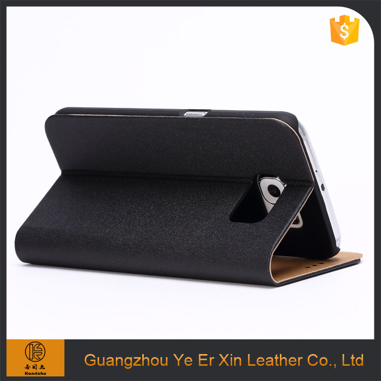 China manufacturer wholesale custom smart leather cell phone case for samsung galaxy s4 s5 s6 s7