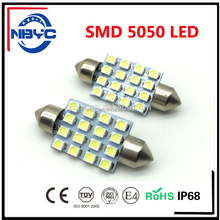 Car LED 5050 12V White Blue Green Yellow Red Color 5050 SMD LED
