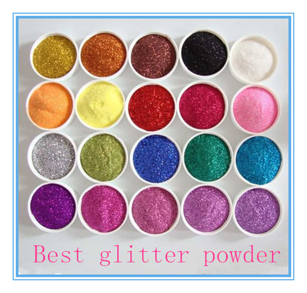 fabric used polyester diamond glitter dust powder