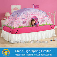 promotional brand kids bed canopy tent