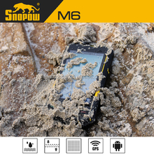 Snopow M6 IP68 waterproof phone with physical button 3.5 inches 3g android yxtel mobile phone