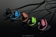 IPX8 In-Ear Sports Waterproof bluetooth headphone, sport stereo Noise-Cancelling bluetooth earbud