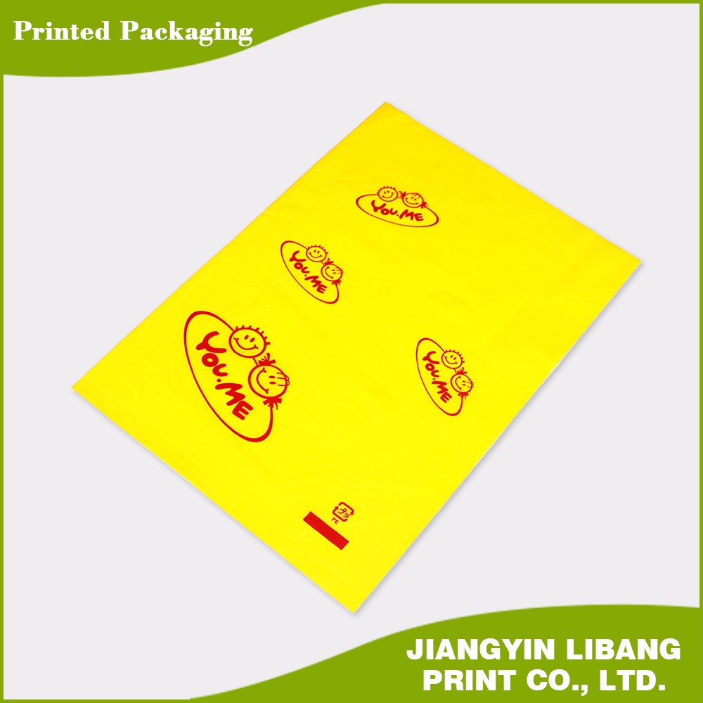 Shock-proof Big Air Bubble Plastic Packing Film Bag For Sale