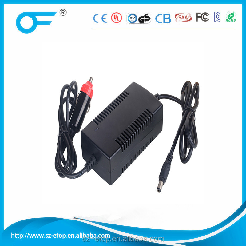 wholesale power supply 12v 2a batteries for cars