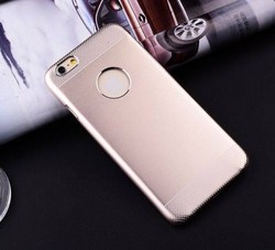 Hot!!Ultra slim 2 in 1 case for apple iphone 6,metal armor case for i phone6