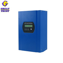quality high effciency mppt solar charge controller 60a for home