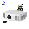 Home Use and 3d video projector mobile phone Android 5.1 projector for outdoor advertising
