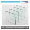 4 19mm Clear Tempered Float Glass