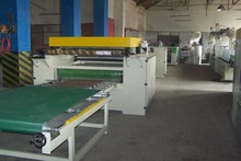 Hot Melt Adhesive Film Laminating Machine for Leather /PUR/Fabric