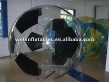 inflatable water football price