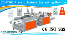 XD-PT1000 machines for making plastic bags
