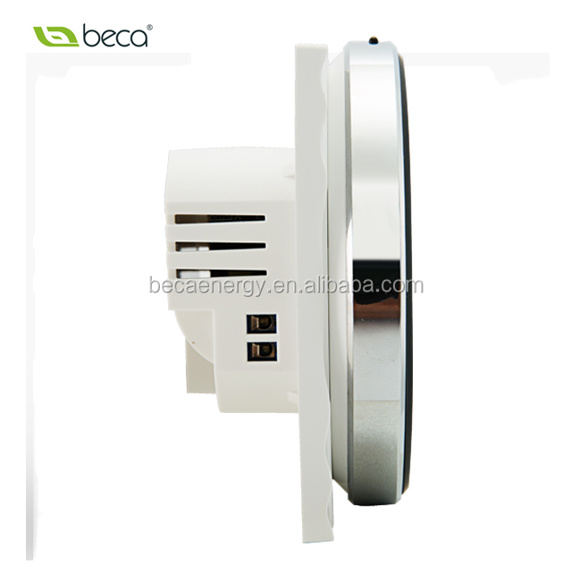 BECA WIFI Touch Screen Room Thermostat for Floor <strong>Heating</strong> With Mobile APP control