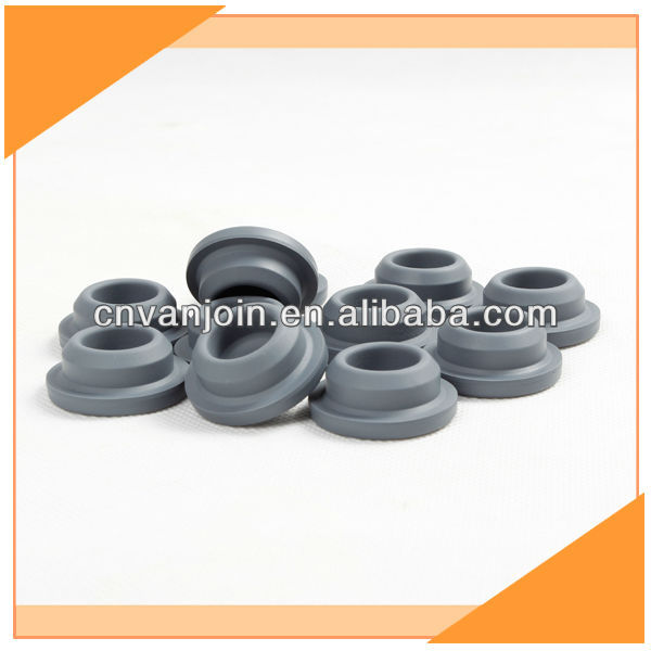 Grey Butyl Rubber Stopper of Infusion Bottles