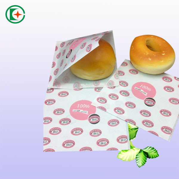 Custom burger wrapping paper uk