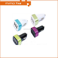 The Best USB Car Charger 3 USB car charger use for all mobile and tablet devices