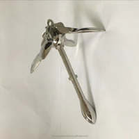 316 Stainless Steel Folding Anchor And