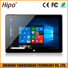 Hot 10.1inch Intel CPU dual OS tablet PC with keyboard Bluetooth Wi-Fi factory price in China