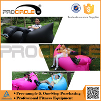 Air Filled Sofa Bed Like Inflatable Sleeping Bag