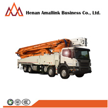 25-42m made in China concrete pump truck popular in South Asia